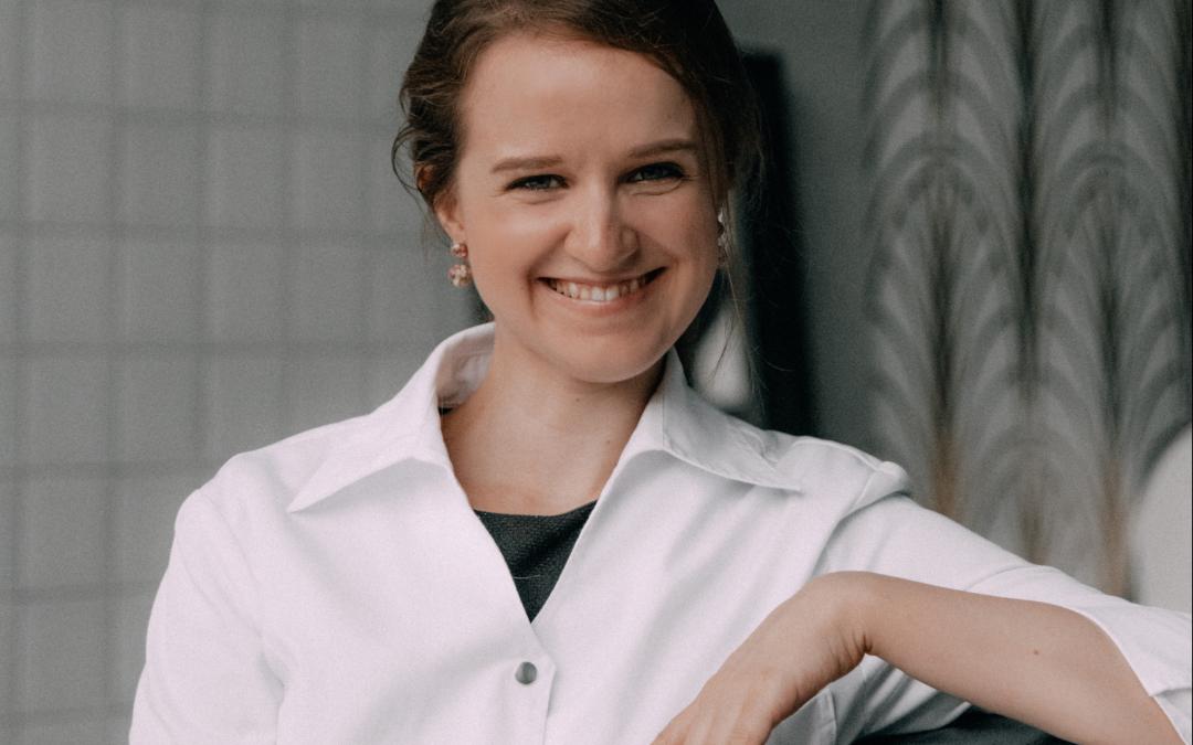 Meet our member #2: Natalia Ardashirova